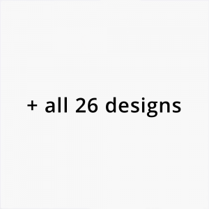 More Designs Be Bold